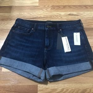 Banana republic denim jean shorts